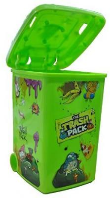 The Trash Pack Collector's Wheelie Bin with 2 Exclusive Trashies