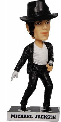 Odash Michael Jackson Bobblehead