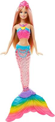 Barbie Doll Mermaid with Light-up Tail!