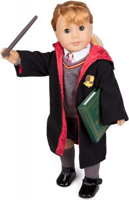 Deluxe Harry Potter Hermione Granger Inspired Doll Clothes for American Girl & 18inch Dolls
