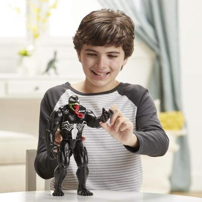 Spider-Man Maximum Venom Titan Hero Venom Action Figure