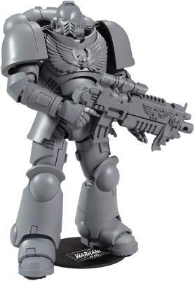 McFarlane Toys Warhammer 40,000 Space Marine Primaris Intercessor Artist Proof Action Figure
