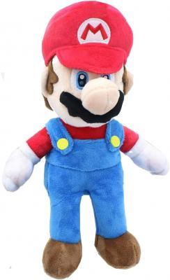 Little Buddy Super Mario All Star Collection 1414 Mario Stuffed Plush, Multicolored,9.5inch