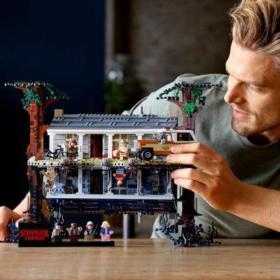 LEGO Stranger Things The Upside Down 75810 Building Kit