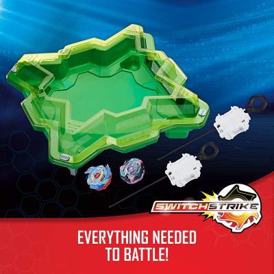 Beyblade Burst Evolution Star Storm Battle Set Game