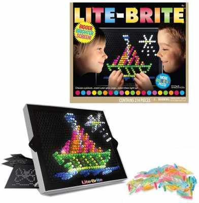 Basic Fun Lite-Brite Ultimate Classic Retro and Vintage Toy