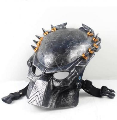 Gmasking Resin Predator Wolf Mask for Halloween Costume Party