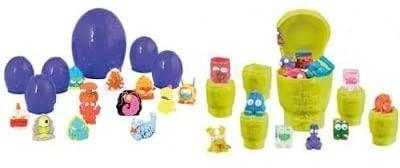 Trash Pack The Series 6 Rotten Eggs with 12 Trashies Pack & Series 5 Toilets