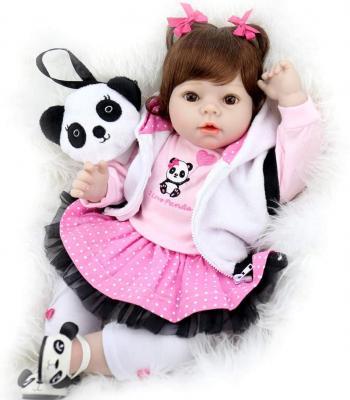 Aori Realistic Reborn Doll 22 Inch Lifelike Handmad