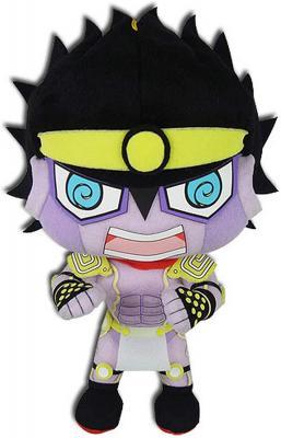 GE Animation JoJo's Bizarre Adventure Star Platinum Stuffed Plush, 9inch