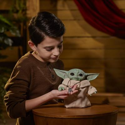 Star Wars The Child Animatronic Edition 7.2-Inch-Tall Toy by Hasbro with Over 25 Sound and Motion Combinations