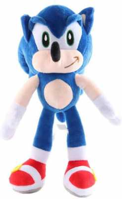 Sonic Plush 11inch Sonic Hedgehog Toy