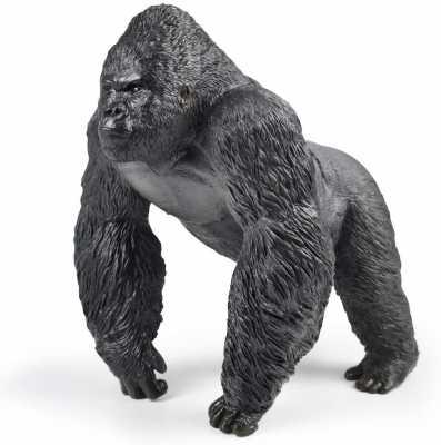 RECUR Toys Large Mountain Gorilla King Kong Toys