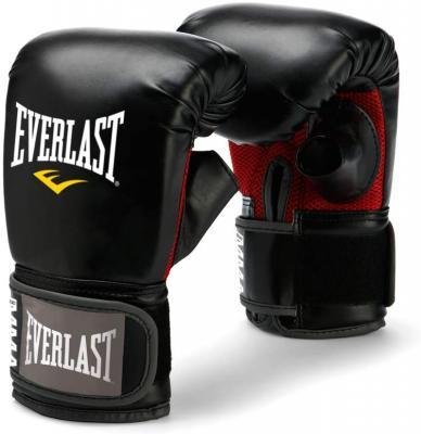 Everlast 70-Pound MMA Heavy-Bag Kit , Black