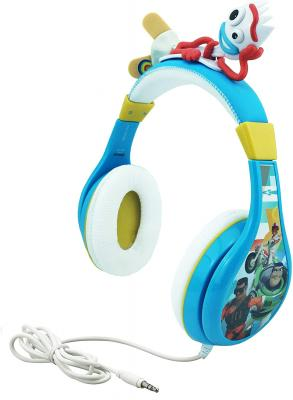 Kids Headphones for Kids Toy Story 4 Forky Adjustable Stereo Tangle-Free 3.5Mm Jack