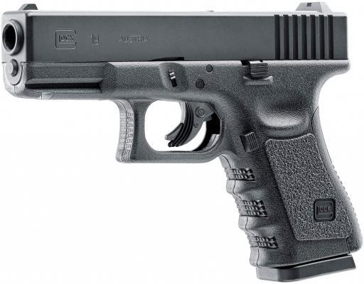 Glock 19 Gen3 .177 Caliber BB Gun Air Pistol AirSoft