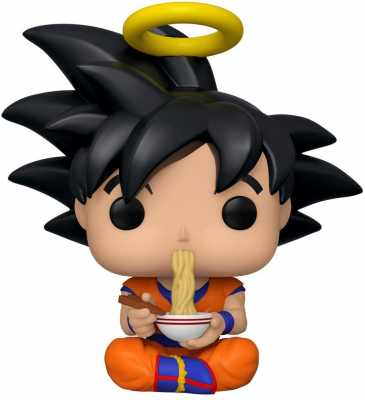 Funko Pop!: Dragonball-Z - Goku Eating Noodles