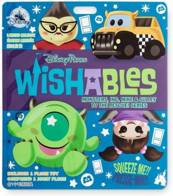 Disney Parks Monsters Inc Ride Mystery Wishable