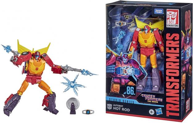 Transformers Toys Studio Series 86 Voyager Class The The Movie 1986