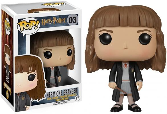 Funko POP Movies: Harry Potter Hermione Granger Action Figure