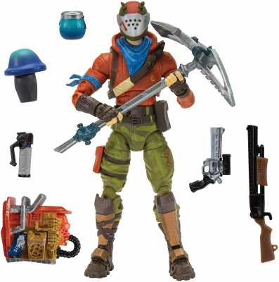 Fortnite 6inch Legendary Series Figure, Rust Lord