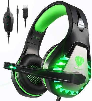 Pacrate Gaming Headset with Microphone