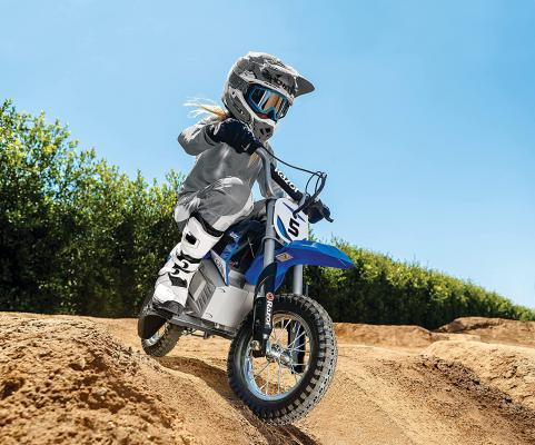 Razor MX350 Dirt Rocket Electric Motocross Off-road Bike for Age 13+