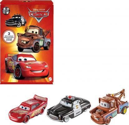 Disney Pixar Cars Radiator Springs Die-Cast Toy Vehicles 3-Pack