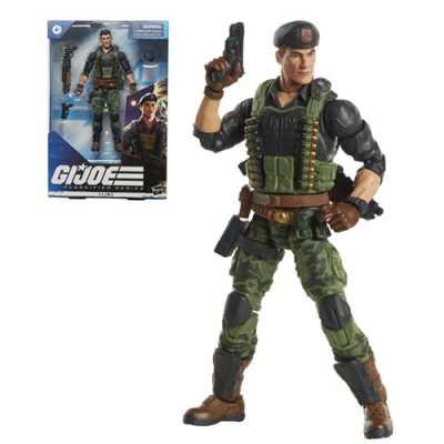 G.I. Joe Figures - 6inch Classified Series - Flint