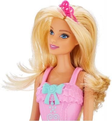 Barbie Doll with Outfits and Accessories for 3 Fairytale Characters, a Princess, Mermaid and Fairy